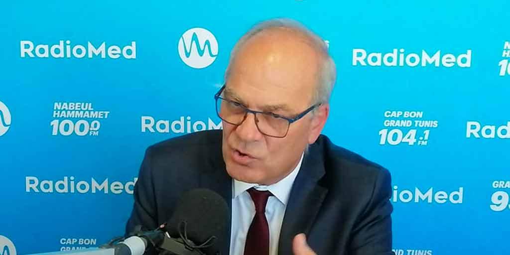 الهاشمي الوزير مدير معهد باستور تونس