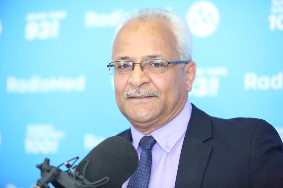 رئيس لجنة الحصانة في البرلمان ناجي جمل